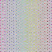 Tula Pink True Colors Hexy Rainbow - Dove by Tula Pink - Tula Pink