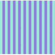 Tula Pink Tent Stripe - Petunia by Tula Pink - Tula Pink