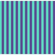 Tula Pink Tent Stripe - Iris by Tula Pink - Tula Pink