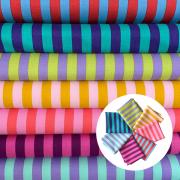 Tula Pink Tent Stripes 7 Fat Quarter Set by Tula Pink - Tula Pink