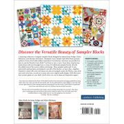 Wonderful Curves Sampler Quilt Block Book by Sew Kind of Wonderful - Sew Kind of Wonderful