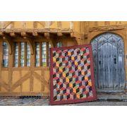 Kaffe Fassett's Quilts in an English Village by The Kaffe Fassett Collective - Kaffe Fassett