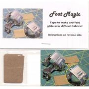 Foot Magic (5) by  - Sewing Machine Accessories