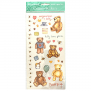 Creative Stickers - Teddy Bears by  - Clearance