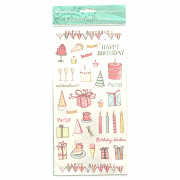 Creative Stickers - Happy Birthday by  - Clearance
