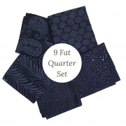 Bali Batik 5 Fat Quarter Collection by  - Clearance