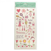 Creative Stickers - LIttle GIrls by  - Clearance