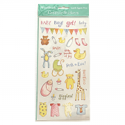 Creative Stickers - Baby by  - Clearance