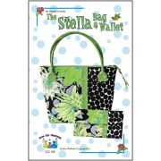 The Stella Bag & Wallet Pattern by Cool Cat Creations - Bag Patterns