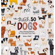 Stitch 50 Dogs by  - Embroidery