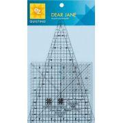EZ Quilting Dear Jane Ruler Set by Dear Jane - Specialty Rulers
