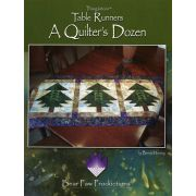 Triangulations Table Runners A Quilters Dozen