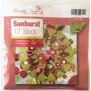 "Matilda's Own Sunburst -12"""