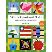 50 Little Paper-Pieced Blocks