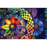 Circle of Life Quilt Pattern by Jacqueline de Jongue