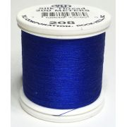 YLI Silk 100 Thread -208 Ocean Blue