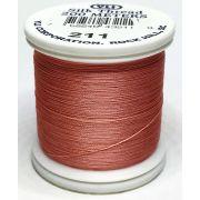 YLI Silk 100 Thread -211 Peach