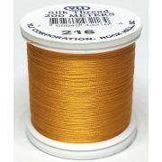 YLI Silk 100 Thread -216 Orange