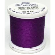 YLI Silk 100 Thread -249 Plum