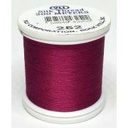 YLI Silk 100 Thread -252 Rose