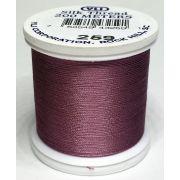 YLI Silk 100 Thread -259 Fuschia