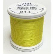 YLI Silk 100 Thread -214 Lemon Yellow
