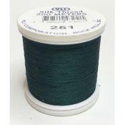 YLI Silk 100 Thread -251 Dark Blue Green