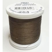 YLI Silk 100 Thread -254 Brown