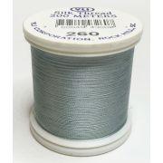 YLI Silk 100 Thread -260 Light Blue/Grey