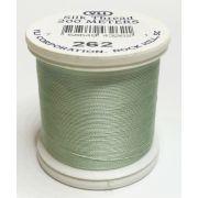 YLI Silk 100 Thread -262 Pastel Mint