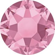 Swarovski Hotfix Flatback Crystals Light Rose SS34 by Swarovski - Stone Size SS34 (7mm)