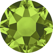 Swarovski Hotfix Flatback Crystals Olivine SS34 by Swarovski - Stone Size SS34 (7mm)