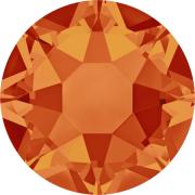 Swarovski Hotfix Flatback Crystals Fireopal SS34 by Swarovski - Stone Size SS34 (7mm)