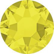Swarovski Hotfix Flatback Crystals Citrine SS10 by Swarovski - Stone Size SS10 & SS12 (2.8-3.2mm)