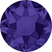 Swarovski Hotfix Flatback Crystals Purple Velvet SS34 by Swarovski - Stone Size SS34 (7mm)