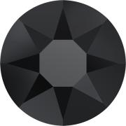 Swarovski Hotfix Flatback Crystals Jet SS34 by Swarovski - Stone Size SS34 (7mm)