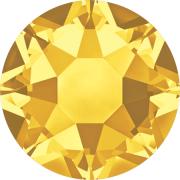 Swarovski Hotfix Flatback Crystals Sunflower SS34 by Swarovski - Stone Size SS34 (7mm)