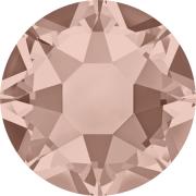 Swarovski Hotfix Flatback Crystals Vintage Rose SS34 by Swarovski - Stone Size SS34 (7mm)