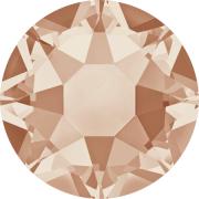 Swarovski Hotfix Flatback Crystals Light Peach SS34 by Swarovski - Stone Size SS34 (7mm)