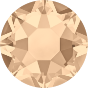 Swarovski Hotfix Flatback Crystals Silk SS34 by Swarovski - Stone Size SS34 (7mm)