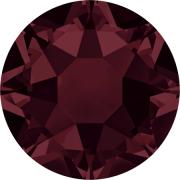 Swarovski Hotfix Flatback Crystals Burgundy SS34 by Swarovski - Stone Size SS34 (7mm)