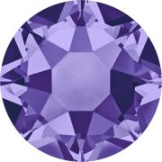 Swarovski Hotfix Flatback Crystals Tanzanite SS34 by Swarovski - Stone Size SS34 (7mm)