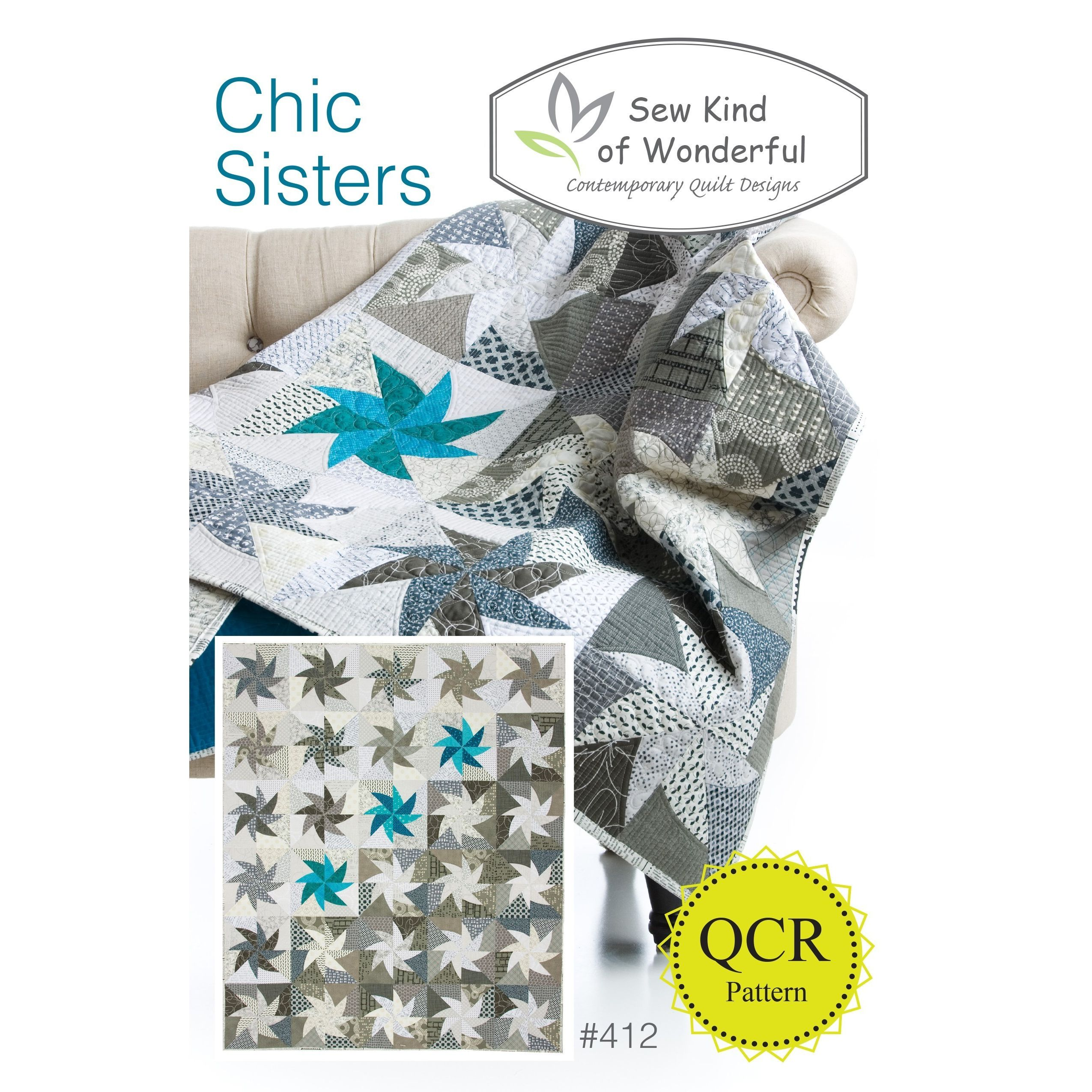 Chic Sisters Pattern by Sew Kind of Wonderful