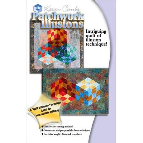 Patchwork Illusions Includes Templates
