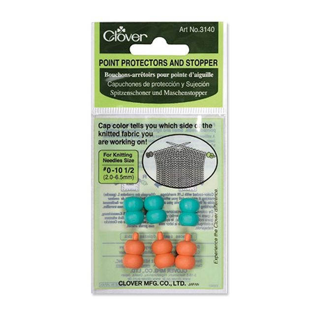 Clover Point Protectors and Stopper by Clover Accessories - OzQuilts
