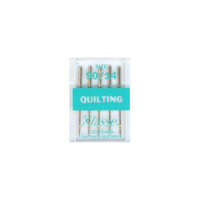 Klasse Quilting Machine Needles Size 90/14 by Klasse Sewing Machines Needles - OzQuilts