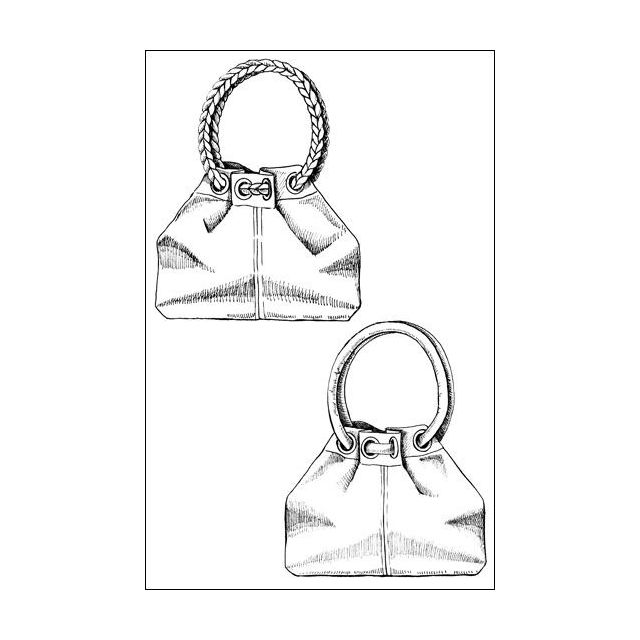 Grommet Grab Bag by Indygo Junction - Bag Patterns