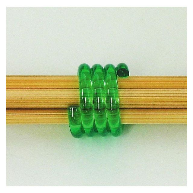 Clover Coil Knitting Needle Holder (Large) by Clover Accessories - OzQuilts