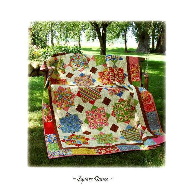 Livin' Large by  Pre-cuts & Scraps - OzQuilts