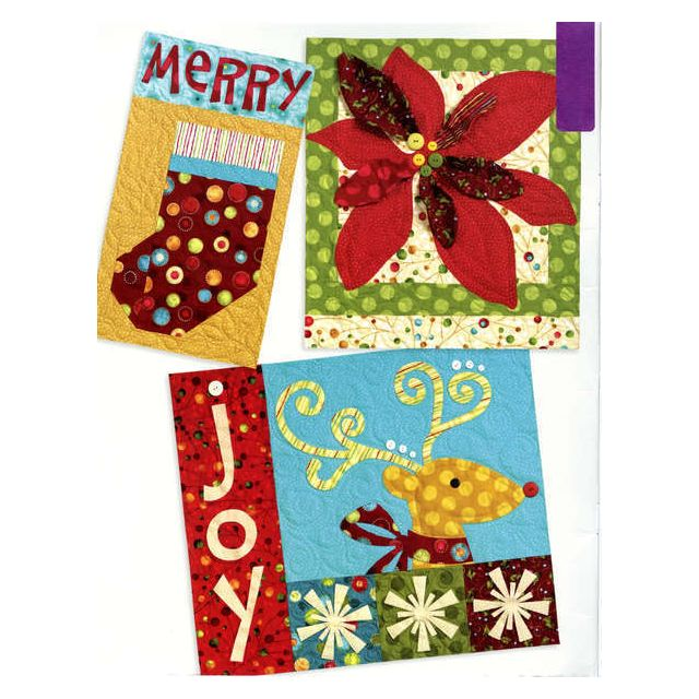 Christmas Favorites by Art to Heart by Art to Heart Christmas - OzQuilts